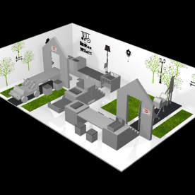Lodger - SchoonemanDesign - Standbouw Amsterdam