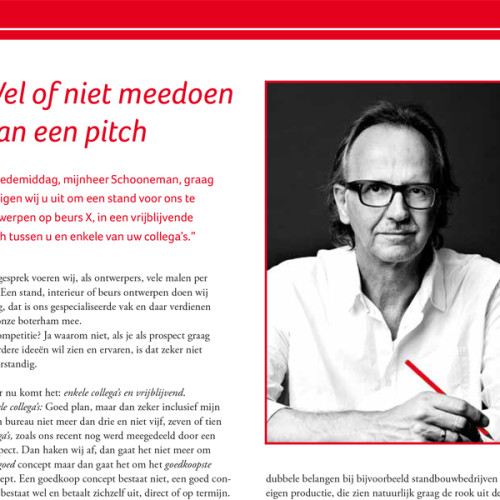 Amstelland INTO business – interview Han Schooneman