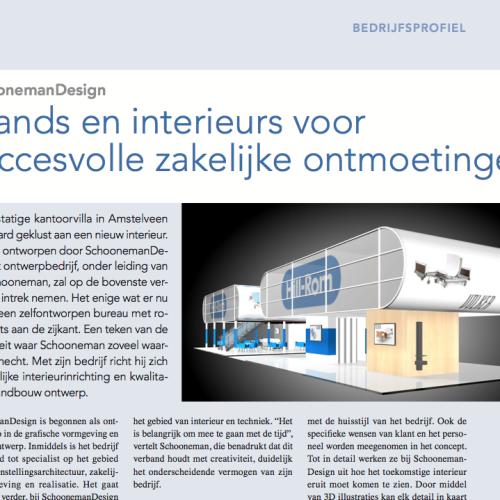 Amsterdam Business – SchoonemanDesign