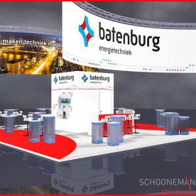 Batenburg - SchoonemanDesign - Standontwerp Amsterdam