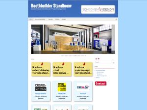 Boothbuilder-Standbouw SchoonemanDesign