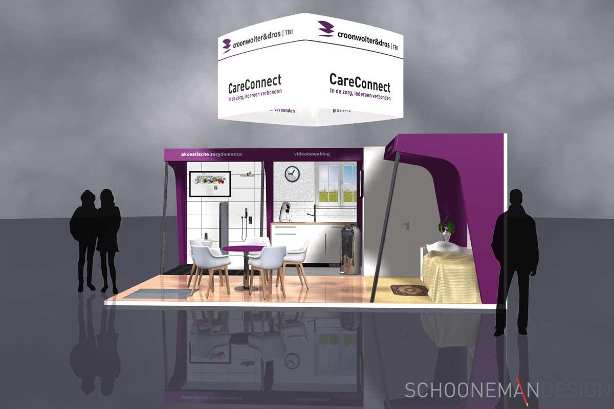 CroonWolterDros-Zorg-ICT-Standontwerp-SchoonemanDesign