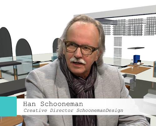 Expovisie interviewt Han Schooneman van SchoonemanDesign
