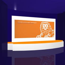 ING Bank - SchoonemanDesign - Standbouw Amsterdam