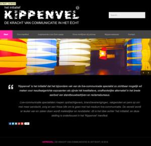 KIPPENVEL - De kracht van communicatie in het écht.