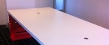 """Het """"Pallet"""" bureau van SchoonemanDesign is geplaatst…."""