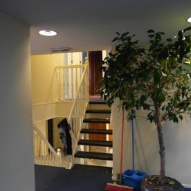 Villa Aemstelle - voor de verbouwing