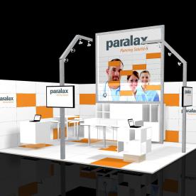 Paralax - SchoonemanDesign - Standbouw Amsterdam