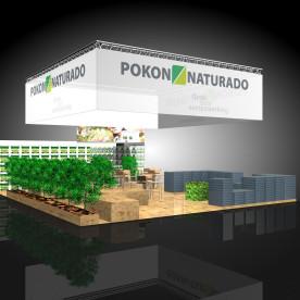 Pokon Naturado - SchoonemanDesign - Standbouw Amsterdam