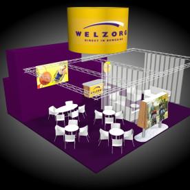 Welzorg - SchoonemanDesign - Standbouw Amsterdam