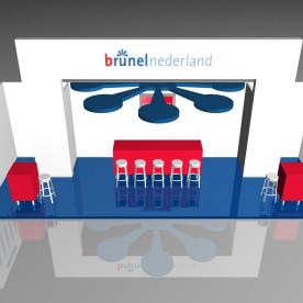 Brunel - SchoonemanDesign - Standbouw Amsterdam