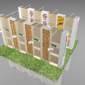Het Kleine Loo - SchoonemanDesign - Standbouw Amsterdam