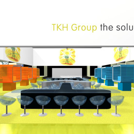 TKH Group - SchoonemanDesign - Standbouw Amsterdam