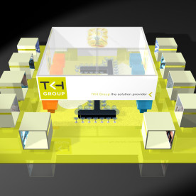 TKH Group - SchoonemanDesign - Standbouw Amsterdam