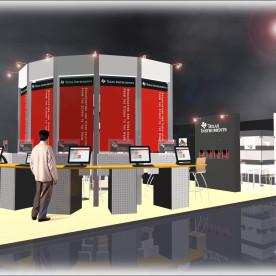 Texas Instruments - SchoonemanDesign - Standbouw Amsterdam