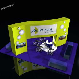 Verhulst - SchoonemanDesign - Standbouw Amsterdam