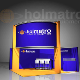 Holmatro Entsorg - SchoonemanDesign - Standbouw Amsterdam