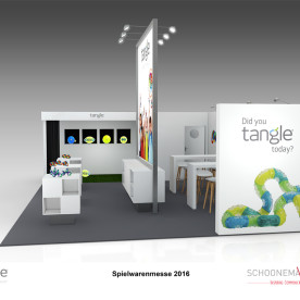 Tangle - SchoonemanDesign - Standontwerp Amsterdam