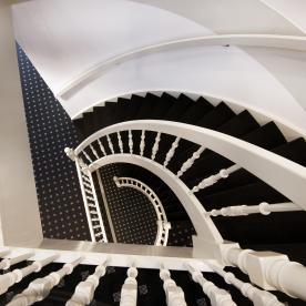 Villa Aemstelle - Trappenhuis - Schooneman Design